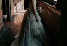 Blush Wedding by CATERINA LOSTIA