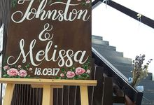 Rustic Romantic - Melissa & Johnston by Thewhalingheart