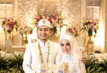 Putri & Randy Wedding by Akuwedding
