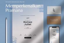 Gusyudik & Septya Wedding - Undangan Online Desain Pramana by Acarakami.com