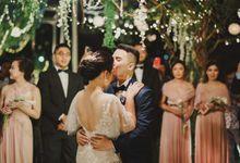 wedding of mr and mrs prasasta by SAS designs