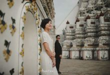 Prewedding Pravit & Yvonne by ASPICTURA