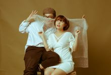 PRE WEDDING ALBUM - BAO & HUONG by Mr. Light Production
