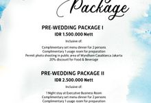 Pre-wedding & Wedding Packages by Wyndham Casablanca Jakarta