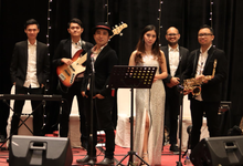 RISFAN & WINNY AT HOTEL NOVOTEL TANGERANG by Premiere Entertainment