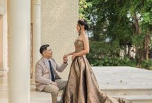 Billy Prettycia Pre-Wedding | Work of Art by Ducosky