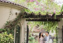 Billy Prettycia Pre-Wedding | Blossom by Ducosky