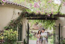 Billy Prettycia Pre-Wedding   Blossom by Ducosky