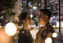 Billy Prettycia Pre-Wedding - City of Lights by Ducosky