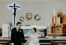 THE WEDDING OF ADRIAN & CINDY by The Wedding Boutique