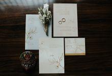 The Wedding of Jun and Della by W The Organizer