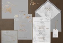 Blooming Love by Trouvaille Invitation