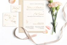 Yohannes and Ella by Kiaora Invitation