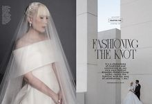 The Fashion WWedding Mano and Daryl by pat dy photography