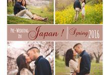 Prewedding Sakura Japan 2016 by Nizar Wogan Photography