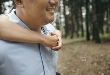Natalia and Bowo Prewedding by VAC Photography