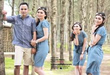 Prewedding Intan & Indra by FDY Photography