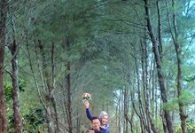 Pre wedding Titik & Imam by FDY Photography
