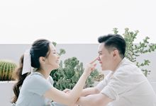 Prewedding - Anthony & Audrey by State Photography
