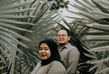 Prewedding Arum & Agi by PuremomentID