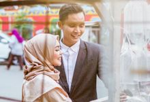 Cici and Imam Prewedding by Retina Project Karawang