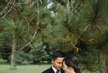 Engagement session of Adi & Eka by Alomora