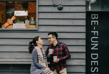 Engagement - Kevin & Grace by State Photography