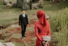 Prewedding of Vera & Rizki by Badenicca