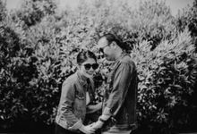 Rico & Patricia Couple Session by AKSA Creative