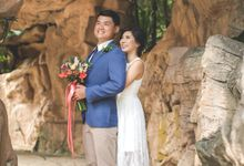 Solemnization Photography - Jamie & Zhi Sheng by Knotties Frame