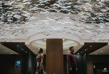 Prewedding Putri and Giri by Yogyakarta Marriott Hotel