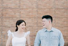 Prewedding - William & Silviana by State Photography