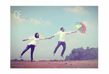 Adisty dan Wahyu by oftheday