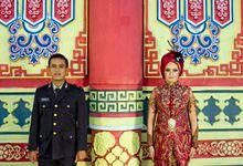 Prewedding Imron & Mega by thustelphotography