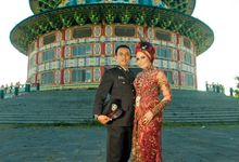 Prewedding Imron & Mega by thustelphotography