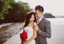Prewedding // Betz + Fendy by Apel Photography