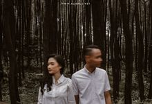 Prewedding of Muchtia & Nanda by alienco photography