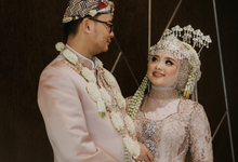 Alyssa & Hanif's Wedding by PrideBride Wedding