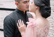 Engagement of Muthia & Fadhil by PrideBride Wedding