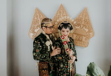 Wedding of Dyandra & Didit by PrideBride Wedding