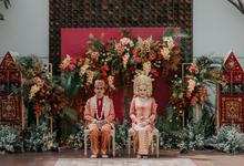 Rizka & Adhit's Wedding by PrideBride Wedding