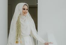 Puspita & Rayhan's Wedding by PrideBride Wedding