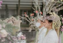 Nadia & Hanif by PrideBride Wedding