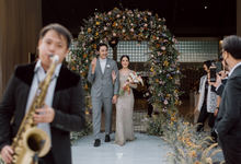 Sadeya & Aldo by PrideBride Wedding