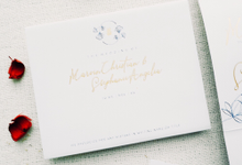 Wedding of Marvin & Stephanie by Prima Card