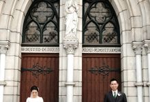 Wedding of Priscilla and Liaw by Le Clemmie by Amelia