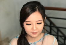 Graduation by Priscillacintya Makeup Artist