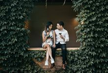Cheers to a New Beginning - the Engagement Session of Priscilla & Roland by Trivio Pictures