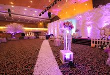Prisma Ballroom  Kebun Jeruk  West Jakarta International Package by Melani Catering & Organizer