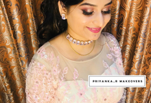 makeup artist  by PriyankaRMakeovers